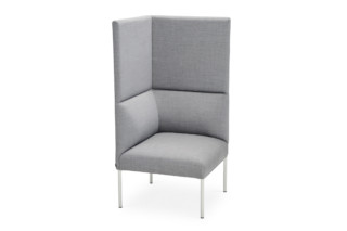 Noora armchair  by  Martela