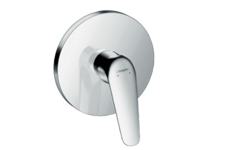 Novus Single lever shower mixer for concealed installation  by  Hansgrohe