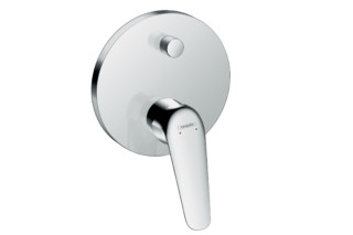 Novus Single lever bath mixer for concealed installation  by  Hansgrohe