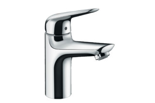 Novus Single lever basin mixer 100 CoolStart with push-open waste set  by  Hansgrohe