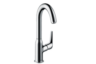 Novus Single lever basin mixer 240 with swivel spout without waste set  by  Hansgrohe