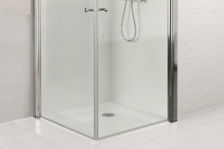 Shower tray square O.novo  by  Villeroy&Boch Bath&Wellness