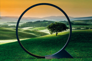 """O""  by  Artemide Outdoor"