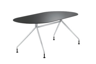 Occo table  by  Wilkhahn