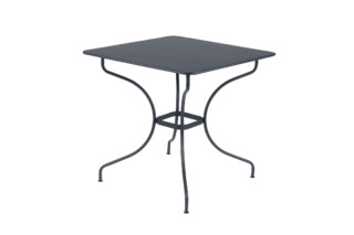 Opéra table 77x77  by  Fermob