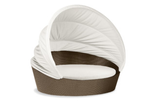ORBIT love seat  by  DEDON