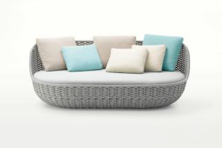 Orbitry sofa  by  Paola Lenti