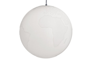 Planet Earth pendant lamp  by  Formagenda