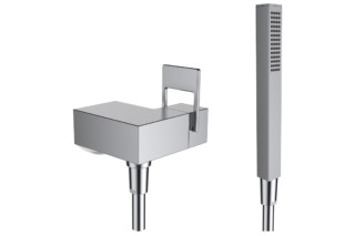 Quadriga bath/shower mixer  by  Laufen