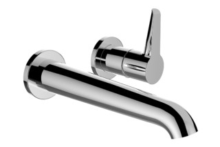 Val washbasin mixer 2-hole  by  Laufen