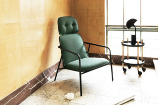 Pad lounge series  by  Normann Copenhagen