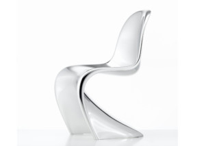 Panton Chrome  by  Vitra