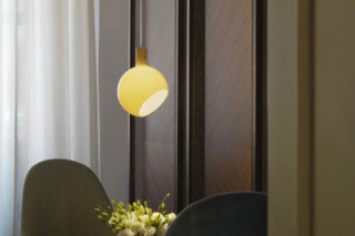 Parola suspension lamp   by  FontanaArte