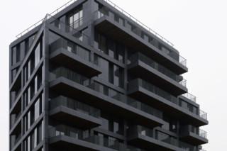 concrete skin & formparts, ZAC Paul Bourget  von  Rieder