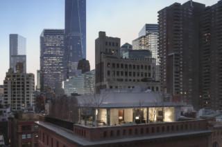Penthouse Harrison Street  by  Sky-Frame