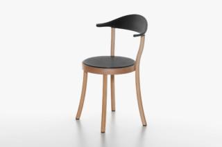 Monza Bistro Stuhl  von  Plank