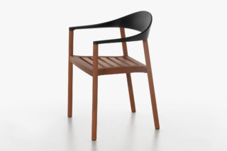 Monza armchair outdoor  by  Plank