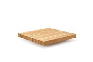 Plateau L-module table  by  solpuri