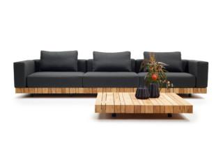 Plateau lounge sofa 1  by  solpuri