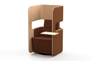 PodSeat  by  Martela