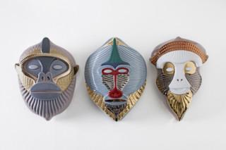 Primates Masks  von  Bosa