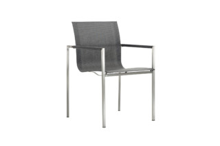 Pure stacking chair  by  solpuri
