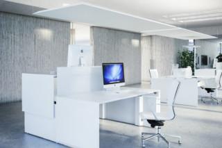 Quaranta5 Schreibtisch  von  Fantoni