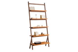 Ren Bookcase  by  Poltrona Frau