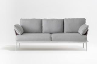REVA 3-Sitzer  von  Pedrali
