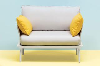REVA armchair  by  Pedrali