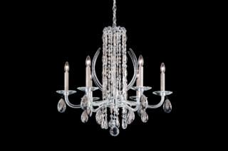 SARELLA吊灯by  Swarovski Lighting