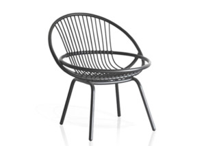 Radial Outdoor armchair C332  by  Expormim