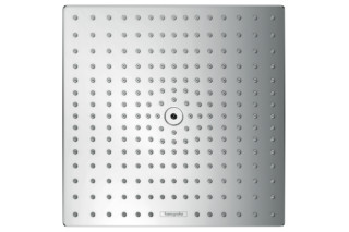 Raindance E over head shower concealed, Ø400  by  Hansgrohe