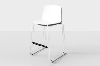 Rama stool  by  Kristalia