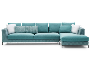 RAY OUTDOOR FABRIC Ecksofa  von  B&B Italia