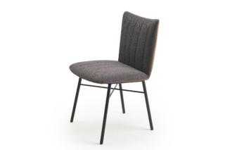 Rubie Chair Stahlgestell  von  Freifrau