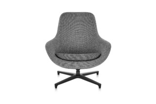 Saiba Lounge Chair and Ottoman  by  Herman Miller