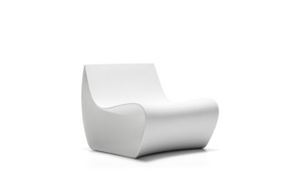 SIGN MATT Armchair  by  MDF Italia