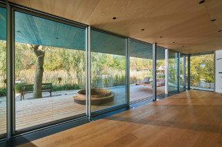 cero sliding window  by  Solarlux