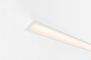 SLD50 poly in recessed lamp  by   Modular Lighting Instruments