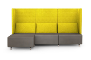 SLE smartE sofa with daybed  by  modul 21