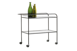 STEEL PIPE DRINK TROLLEY  von  Cappellini