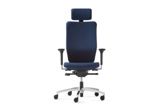 Stilo operator swivel chair  by  Dauphin