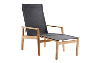 Safari deck chair  by  solpuri