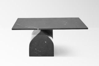 Seesaw low table  by  Marsotto edizioni