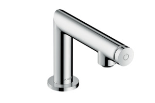Axor Uno Select pillar tap, without waste set  by  AXOR