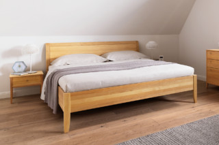 sesam bed  by  TEAM 7