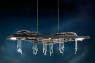 SEVETTI LED pendant  by  Swarovski Lighting