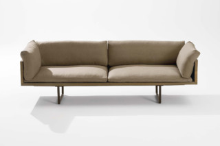 New Wood Plan sofa  by  Fast