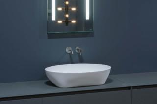 Solidea washbasin  by  Antonio Lupi